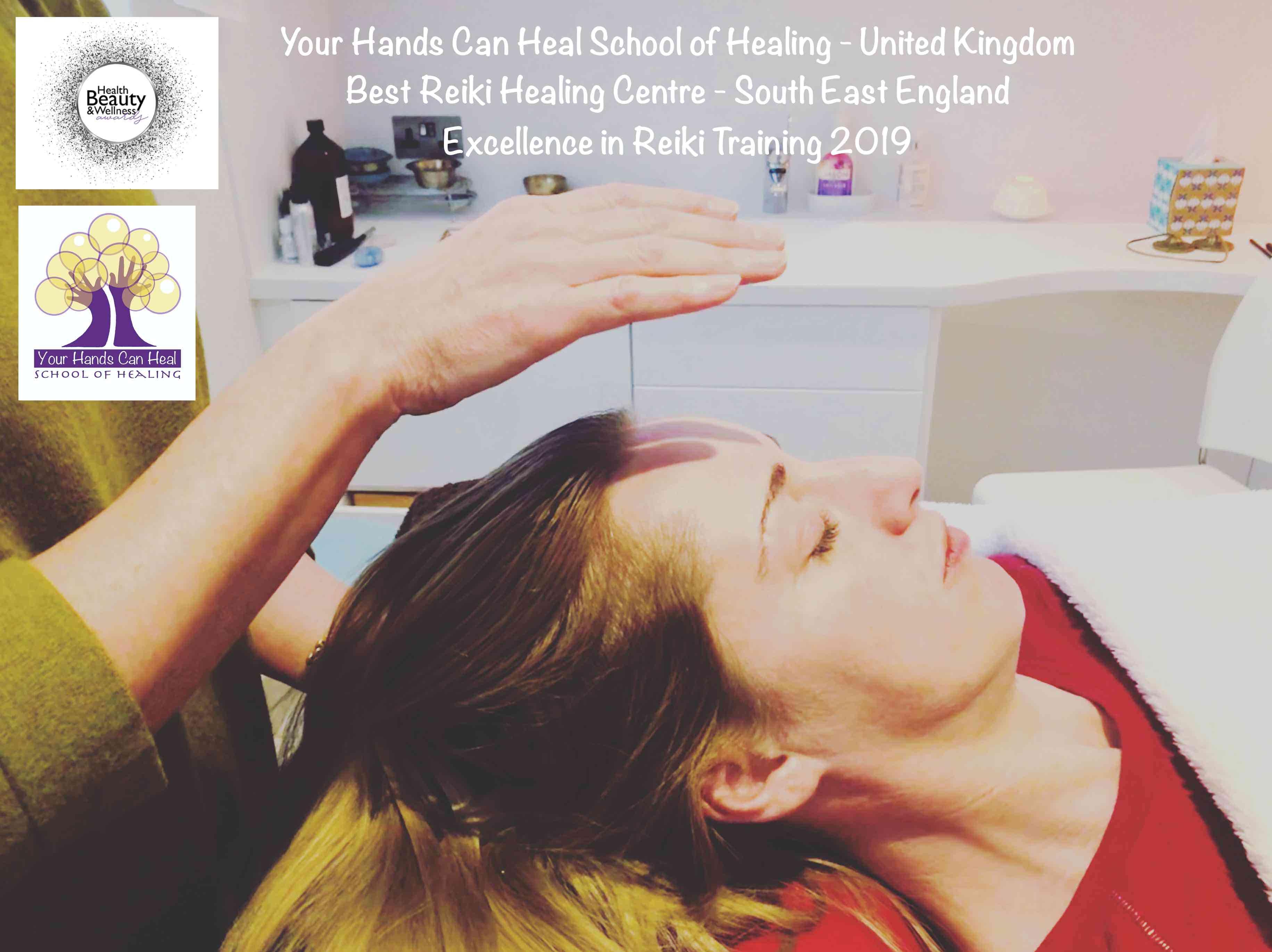 Reiki Level One - Autumn 2019 - Hands That Heal